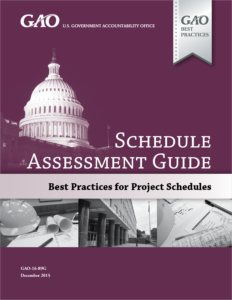 The GAO Schedule Assessment Guide