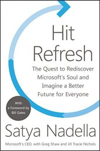 Hit Refresh book review